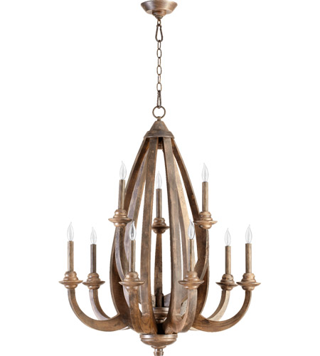 Quorum 6166 9 21 telluride 9 light 31 inch early american chandelier quorum 6166 9 21 telluride 9 light 31 inch early american chandelier ceiling light mozeypictures Images