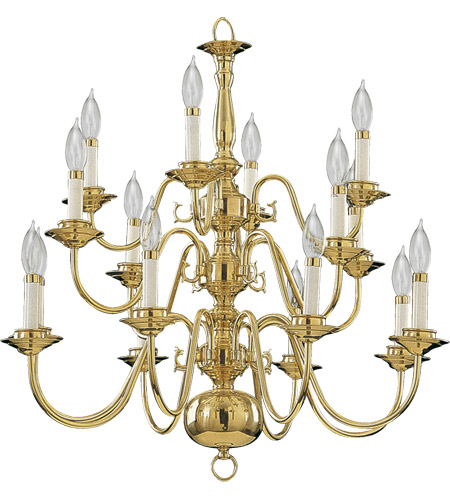 Quorum 6171 16 2 signature 16 light 27 inch polished brass quorum 6171 16 2 signature 16 light 27 inch polished brass chandelier ceiling light aloadofball Images
