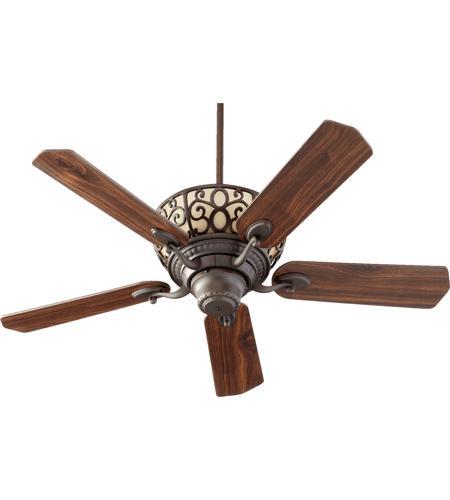 New 52 3 Light Bronze Indoor Ceiling Fan Best Price: Quorum 69525-86 Cimarron 52 Inch Oiled Bronze Ceiling Fan