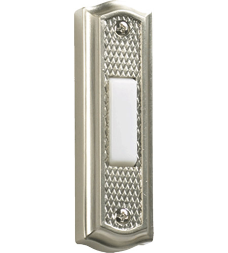 Quorum 7-301-65 Lighting Accessory Satin Nickel Zinc Doorbell photo
