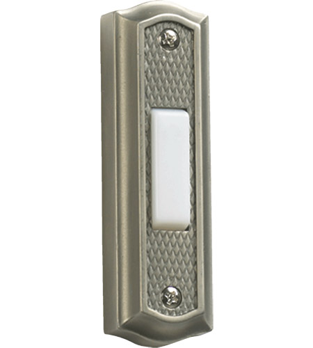 Quorum 7-301-92 Lighting Accessory Antique Silver Zinc Doorbell photo