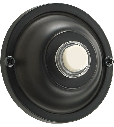 Quorum 7-304-95 Lighting Accessory Old World Basic Round Doorbell photo