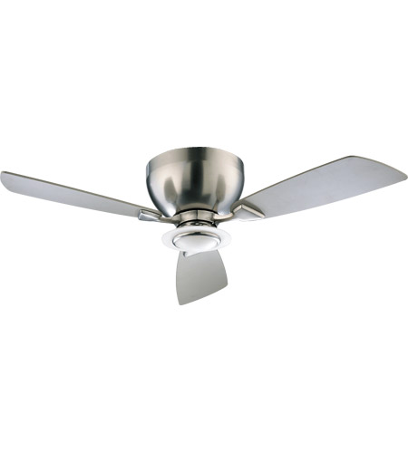 Quorum 65 Nikko 44 inch Satin Nickel Ceiling Fan