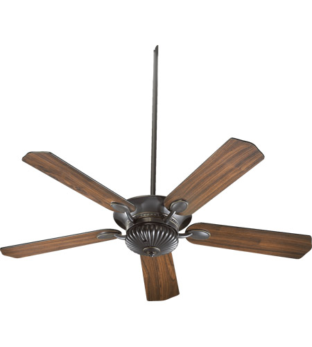 Quorum 71525-95 Bakersfield 52 inch Old World Ceiling Fan  photo