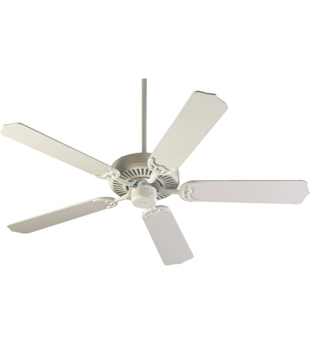 Quorum Studio White Indoor Ceiling Fans