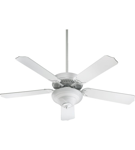 Quorum 77525 2506 capri iv 52 inch white ceiling fan in faux quorum 77525 2506 capri iv 52 inch white ceiling fan in faux alabaster gu24 mozeypictures Image collections