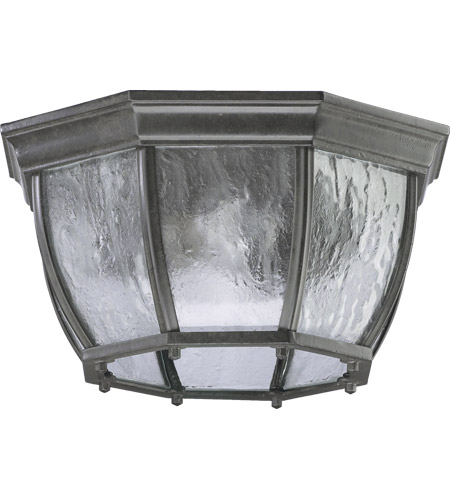 Quorum 7931-2-25 Signature 2 Light 13 inch Timberland Granite Outdoor Ceiling Light photo