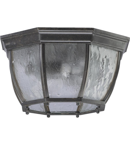 Quorum 7931-2-45 Signature 2 Light 13 inch Baltic Granite Outdoor Ceiling Light photo
