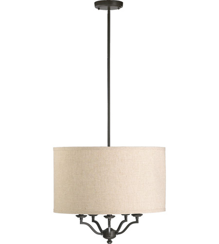 Quorum 8096-5-86 Atwood 5 Light 20 inch Oiled Bronze Pendant Ceiling Light  photo