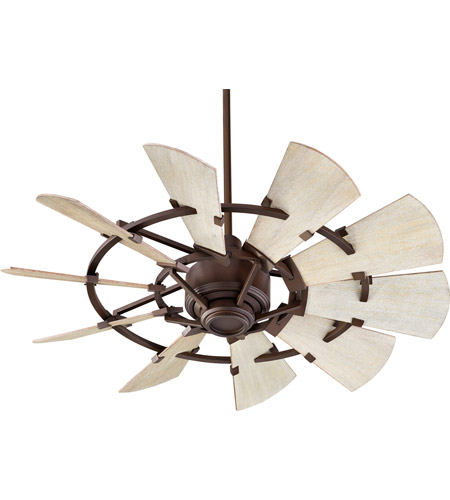 Quorum 94410 86 windmill 44 inch oiled bronze with weathered oak quorum 94410 86 windmill 44 inch oiled bronze with weathered oak blades indoor ceiling fan aloadofball