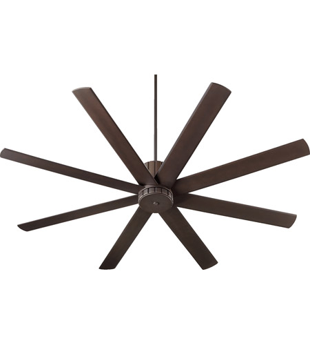 72 inch ceiling fan hunter quorum 9672886 proxima 72 inch oiled bronze indoor ceiling fan