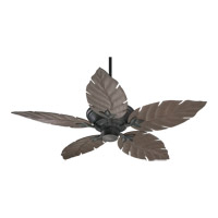 Quorum 135525-95 Monaco Old World with Walnut Blades Outdoor Ceiling Fan