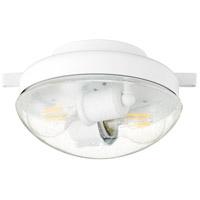 Quorum 1370-8 Fort Worth LED Studio White Patio Fan Light Kit
