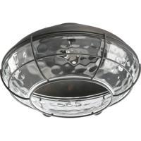 Quorum 1374-844 Hudson 1 Light CFL Toasted Sienna Fan Light Kit