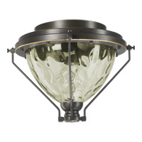 Quorum International Adirondacks 1 Light Fan Light Kit in Old World 1376-895