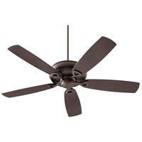 Quorum 140625-86 Alto 62 inch Oiled Bronze Patio Fan