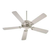 Quorum International Estate Patio Outdoor Ceiling Fan in Antique White 143525-67