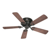 Quorum 151425-95 Medallion Patio 42 inch Old World with Walnut Blades Outdoor Ceiling Fan photo thumbnail