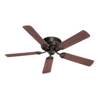 Quorum 151525-95 Medallion Patio 52 inch Old World with Walnut Blades Outdoor Ceiling Fan