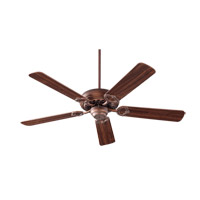 Quorum International Monticello Ceiling Fan (Blades Not Included) in Corsican Gold 17520-88