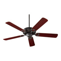 Monticello 52 inch Old World Ceiling Fan