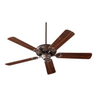 Monticello 52 inch Oiled Bronze Ceiling Fan