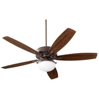 Quorum 18605-44 Eden Toasted Sienna Outdoor Ceiling Fan