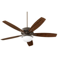 Eden Oiled Bronze Outdoor Ceiling Fan