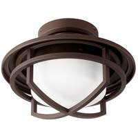 Windmill LED Oiled Bronze Light Kit