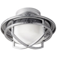 Quorum 1904-9 Windmill LED Galvanized Light Kit