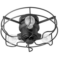 Quorum 1905-69 Windmill 3 Light Noir Light Kit