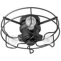 Quorum 1905-69 Windmill 3 Light Noir Light Kit