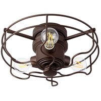 Quorum 1905-86 Windmill LED Oiled Bronze Light Kit  photo thumbnail