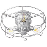 Quorum 1905-9 Windmill LED Galvanized Light Kit