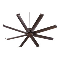 Quorum 196728-86 Proxima Patio 72 inch Oiled Bronze Patio Fan