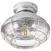Quorum 1974-9 Windmill LED Galvanized Light Kit