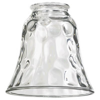 Quorum International Signature Glass Shade in Clear 2104