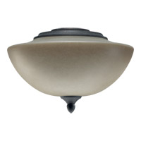 Quorum 2386-9144 Salon 2 Light Toasted Sienna Fan Light Kit