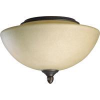 Quorum 2388-9144 Lone Star 2 Light Toasted Sienna Fan Light Kit