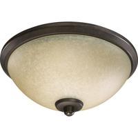 Quorum 2389-9144 Alton 3 Light Toasted Sienna Fan Light Kit