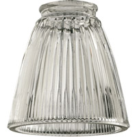 Quorum 2531 Signature Clear 4 inch Glass Shade