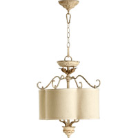 Salento 4 Light 18 inch Persian White Dual Mount Ceiling Light