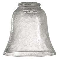 Quorum 2807 Signature Clear 5 inch Glass Shade photo thumbnail