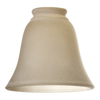 Quorum International Signature Glass Shade in Amber Frost 2812G