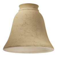 Quorum International Signature Glass Shade in Amber Stone 2812P
