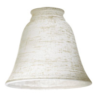 Quorum 2819 Fort Worth Linen 6 inch Glass Shade