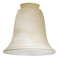Quorum International Signature Glass Shade in Amber Linen 2833