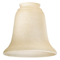 Quorum 2842 Signature Amber Scavo 6 inch Glass Shade