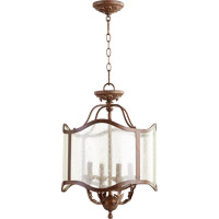 Quorum Salento 4 Light Dual Mount in Vintage Copper 2906-16-39
