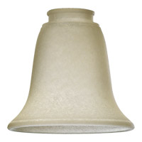 Quorum 2915U Signature Iced Etruscan 6 inch Glass Shade